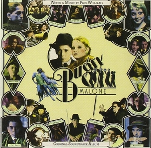 Bugsy Malone (Original Soundtrack Album) album cover
