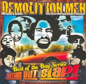 Best Of The Bay: Nuthin But Slap album cover