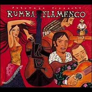 Putumayo Presents: Rumba Flamenco album cover