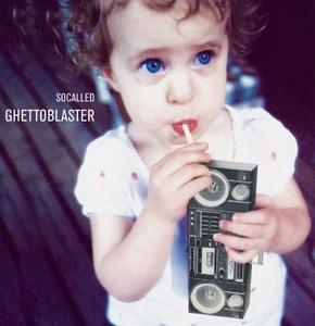 Ghettoblaster album cover