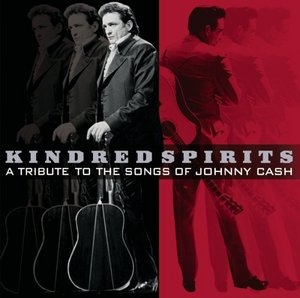 Kindred Spirits: A Tribute To The Songs Of Johnny Cash album cover