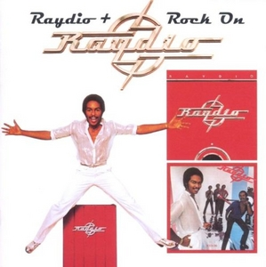 Raydio + Rock On album cover