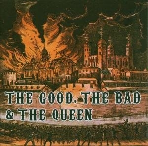 The Good, The Bad & The Queen album cover