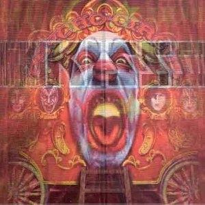 Psycho-Circus album cover