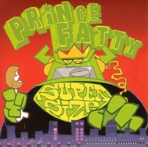 Supersize album cover