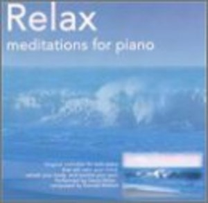 Walters-Relax-Meditations For Piano album cover