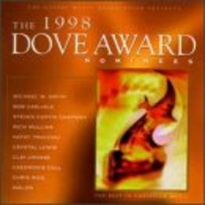 The 1998 Dove Award Nominees album cover