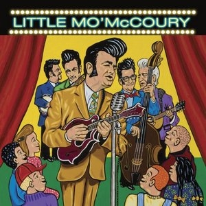 Little Mo' McCoury album cover
