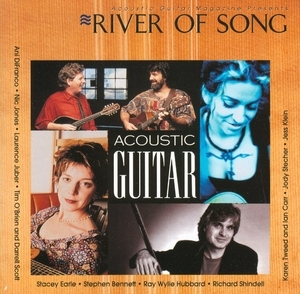 River Of Song album cover