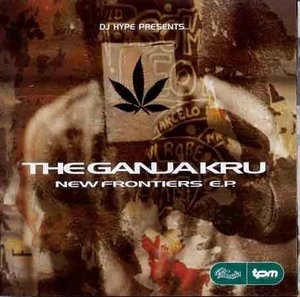 New Frontiers EP album cover
