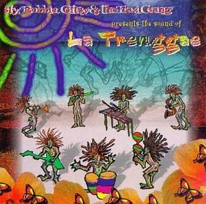 La Trenggae album cover