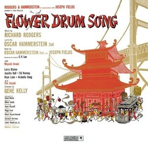 Flower Drum Song (1958 Original Broadway Cast) album cover