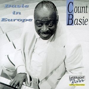 Basie In Europe album cover