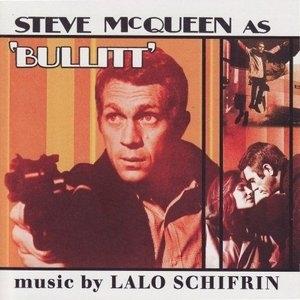 Bullitt (Re-Recording) album cover