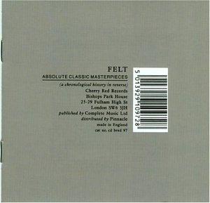 Absolute Classic Masterpieces album cover