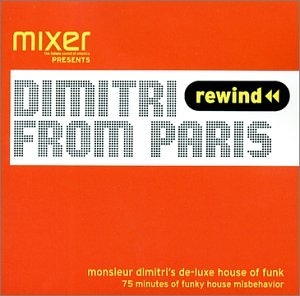 Monsieur Dimitri's De-Luxe House Of Funk album cover