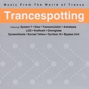 Trancespotting album cover