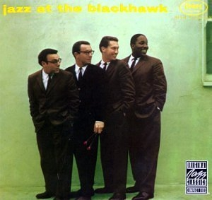 Jazz At The Blackhawk album cover