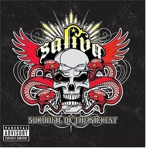 Survival Of The Sickest album cover