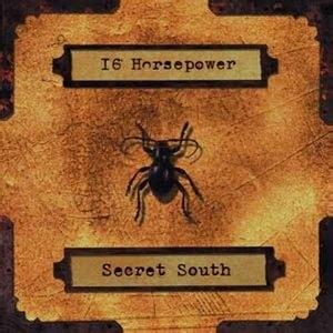 Secret South album cover