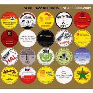 Soul Jazz Records Singles 2008-2009 album cover
