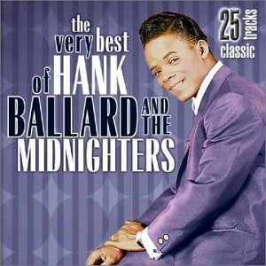 The Very Best Of Hank Ballard And The Midnighters album cover
