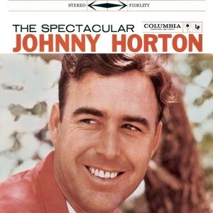 The Spectacular Johnny Horton (Exp) album cover