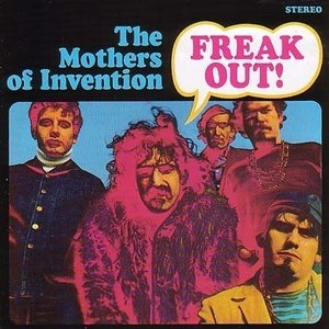 Freak Out album cover