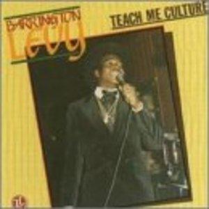 Teach Me Culture album cover