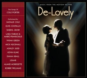 De-Lovely: Music From The Motion Picture album cover