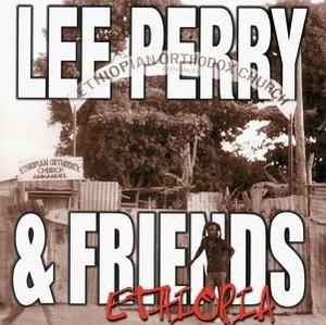 Lee Perry & Friends: Ethiopia album cover