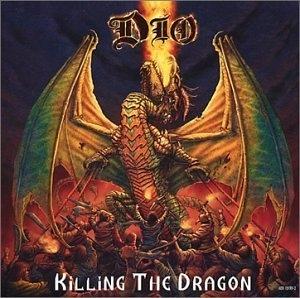 Killing The Dragon album cover