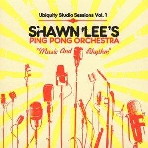 Music And Rhythm: Ubiquity Studio Sessions, Vol. 1 album cover