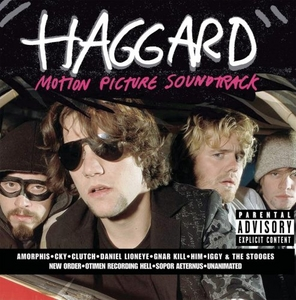 Haggard (Motion Picture Soundtrack) album cover