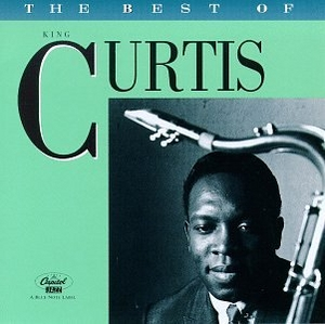 The Best Of King Curtis album cover