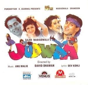 Judwaa album cover