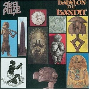 Babylon The Bandit album cover