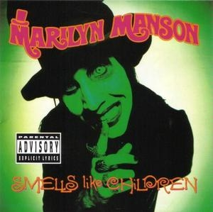 Smells Like Children album cover