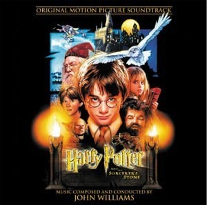Harry Potter And The Sorcerer's Stone: Original Motion Picture Soundtrack album cover