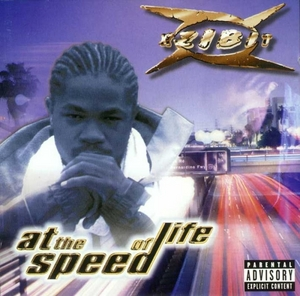 At The Speed Of Life album cover