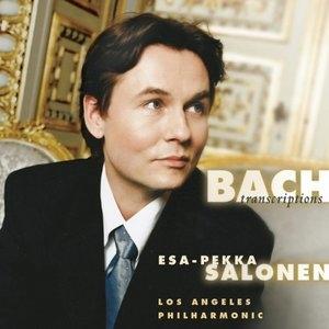 Bach: Transcriptions album cover