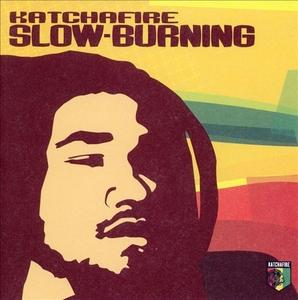 Slow-Burning album cover