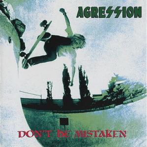 Don't Be Mistaken album cover
