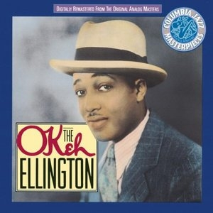 The Okeh Ellington album cover
