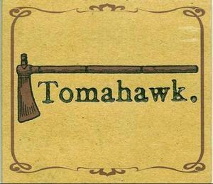 Tomahawk album cover