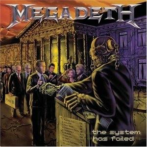 The System Has Failed album cover