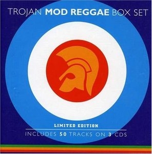 Trojan Mod Reggae Box Set album cover