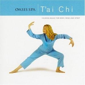 Oasis Spa: T'Ai Chi album cover