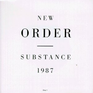 Substance album cover