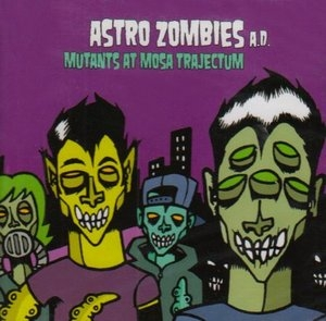 Mutants At Mosa Trajectum album cover